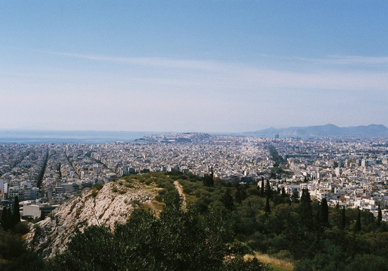 Louisa Stickelbruck Athens