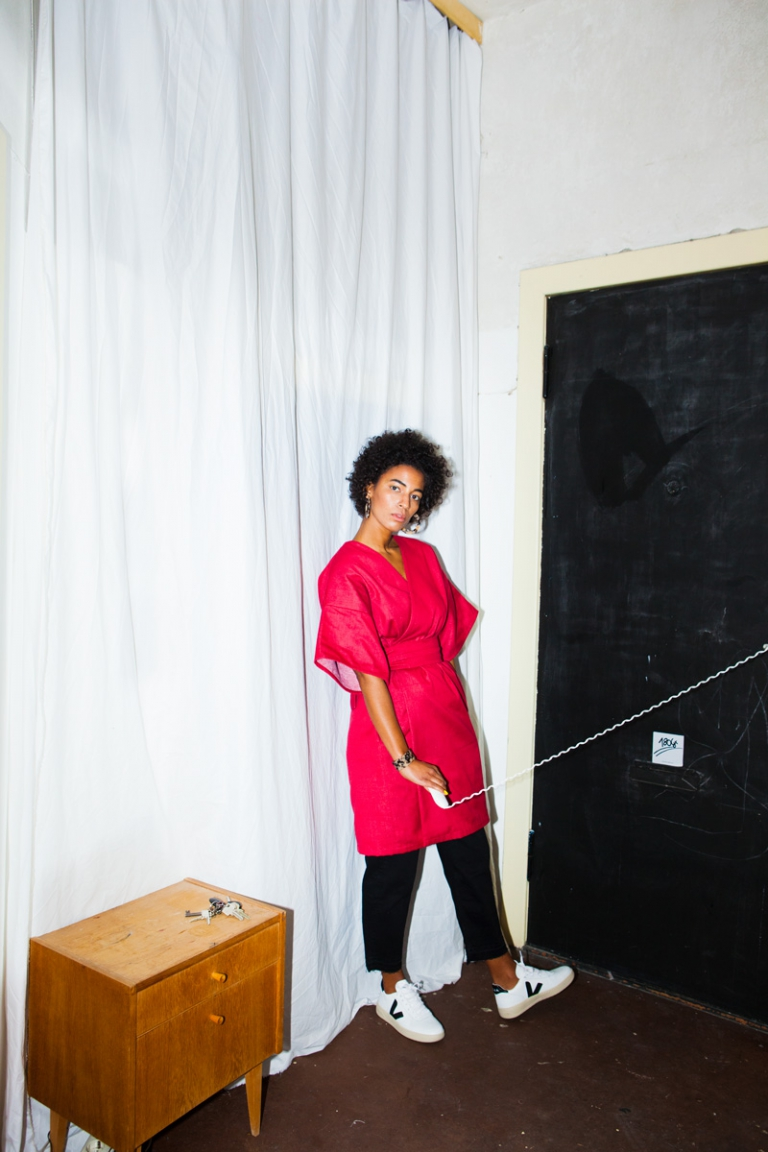 Louisa  Stickelbruck Moeon Studio Summer 2018